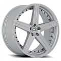 Giovanna Dublin-5 Silver Machined Wheels