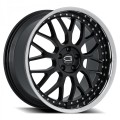 Giovanna Essex Black Wheels