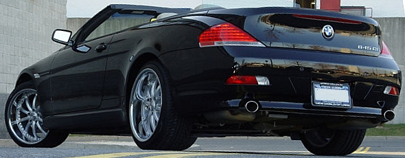 Donz Genovese on 2006 BMW 6 Series