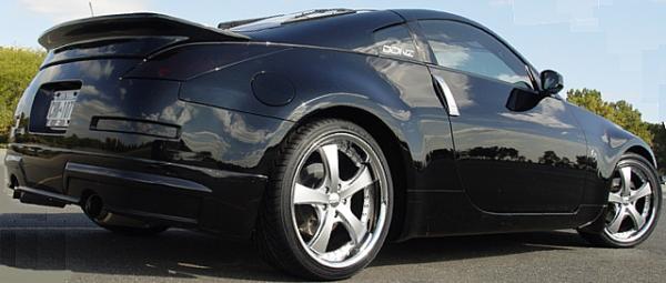 Nissan 350z 2006 Black