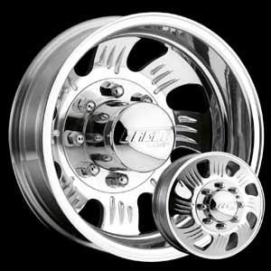 American Eagle Dually Alloy Wheels