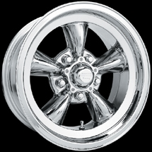 American Racing Torq-Thurst D Chrome Wheel