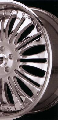 ASANTI LUXURY ALLOY WHEELS
