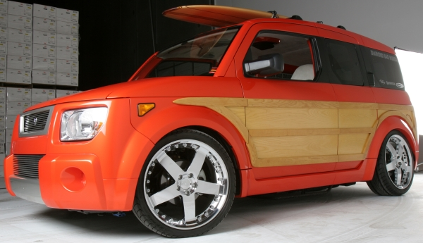 Honda Element Custom Wheels