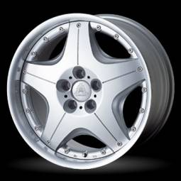 Auto Couture SUPREME Silver3pices