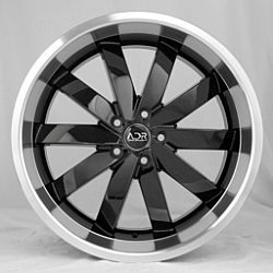 ADR-54 Propulsion Gloss Black