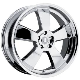 August Union Chrome Alloy Wheels