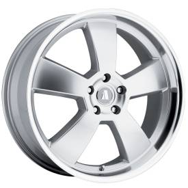 August Union Silver Alloy Wheels
