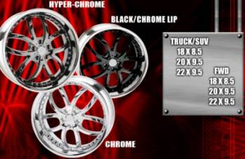 Bigg Style Custom Wheels