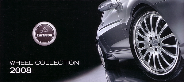Th Carlsson 2008 Wheel Collection