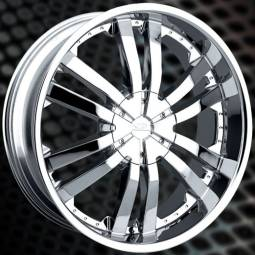 20 inch Chrome Elements Iron wheels > $799 set!