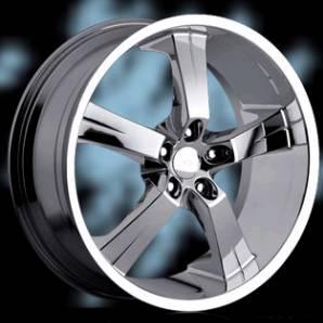 Custom Alloy Wheels on Concept Neeper Custom Alloy Wheels