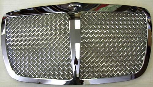 Chrysler 300C ABS Split Mesh Grill