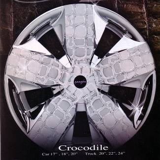Asanti Crocodile Luxury Alloy Wheels