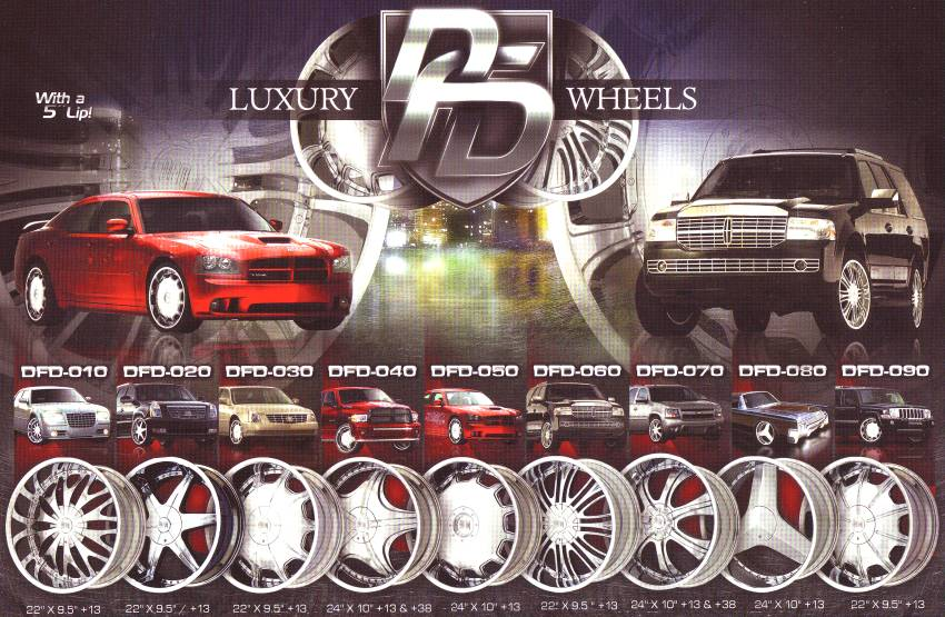 DFD Luxury Wheels
