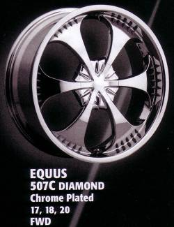 EQUUS 507C DIAMOND