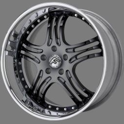 Forged Metal FM3 Black