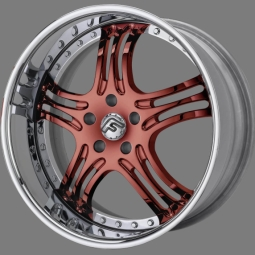 Forged Metal FM3 Red