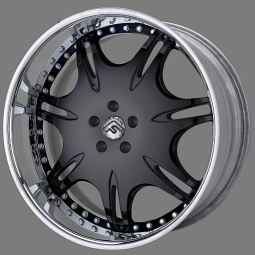 Forged Metal FM4 Black