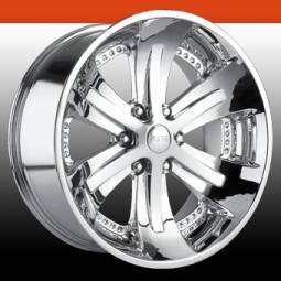 Foose spank dually wheels