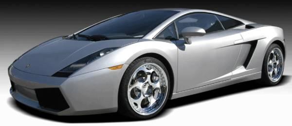 Apprentice Dream Car Lamborghini Gallardo