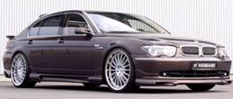 Hamann Styling Kits for BMW 7 Series