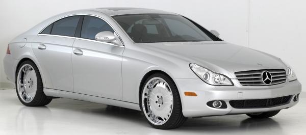 Custom Wheels For Mercedes Cls550