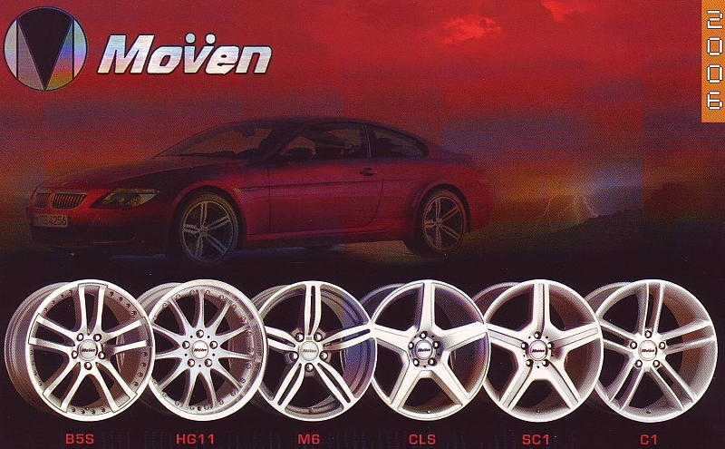 Moven Wheels