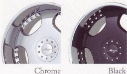 Maya DTR Chrome / Black