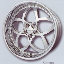 Maya LTD Chrome