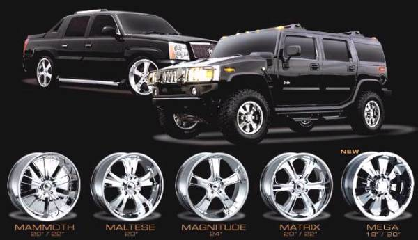 MOTIV ALLOY WHEELS