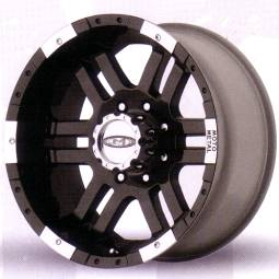 18x9 MO951 Black w/Machined Accents > $649 set!