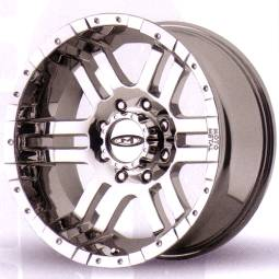 20x10 MO951 Chrome Alloy Wheels > $1199 set!