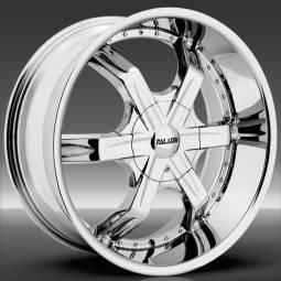 Paladin Luxury Alloys Wheels