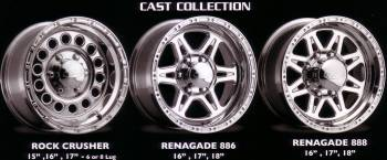 Raceline Cast Collection