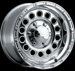 16x10 Rock Crusher Polished Wheels > $499 set