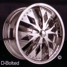 D-Bolted 6-Spoke