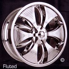 Fluted 6-Spoke
