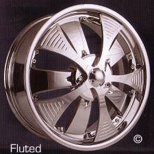 Fluted FWD
