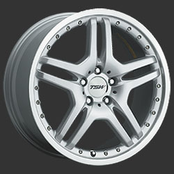 Tsw Bremma 18 Chrome Wheels Rims Mercedes Audi Vw