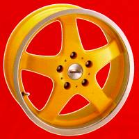Yellow Wheels