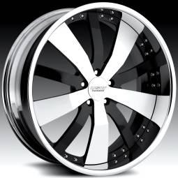 Custom Alloy Rims on Usw Forged Custom Alloy Wheels