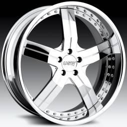 Custom Alloy Wheels on Usw Forged Custom Alloy Wheels