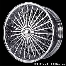 Wire Wheel D Cut