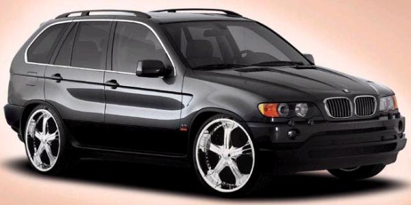Custom Wheels For Bmw X5