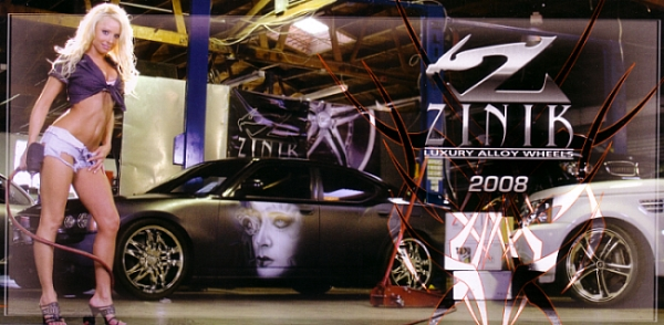Zinik Luxury Alloy Wheels