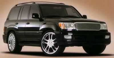 Zinik Luxury Alloy Wheels