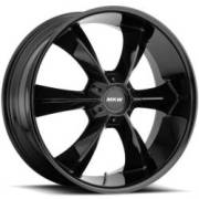 MKW M119 Gloss Black Wheels