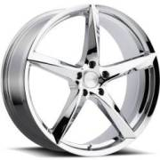MKW M120 Chrome Wheels