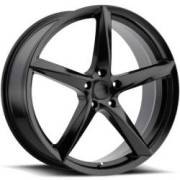 MKW M120 Gloss Black Wheels